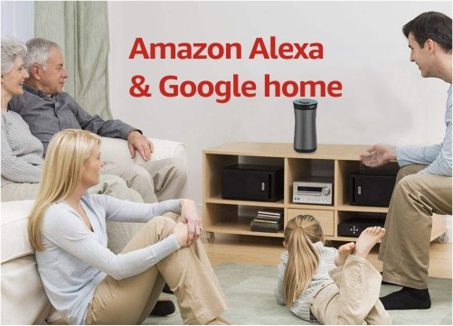 AI-101 (Amazon Alexa  & Google home)